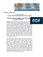 APS Verdict Overview