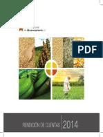Rendicion Cuentas Brochure UNA EP