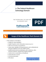 Fed Sources InFocus - The Federal Healthcare Technology Domain