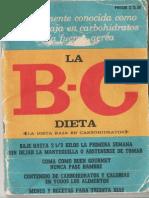 LA DIETA B-C