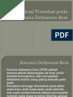 ADB & Pengukuran Tensi