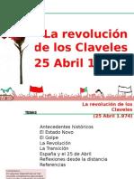 La Revolución de los claveles Comentado