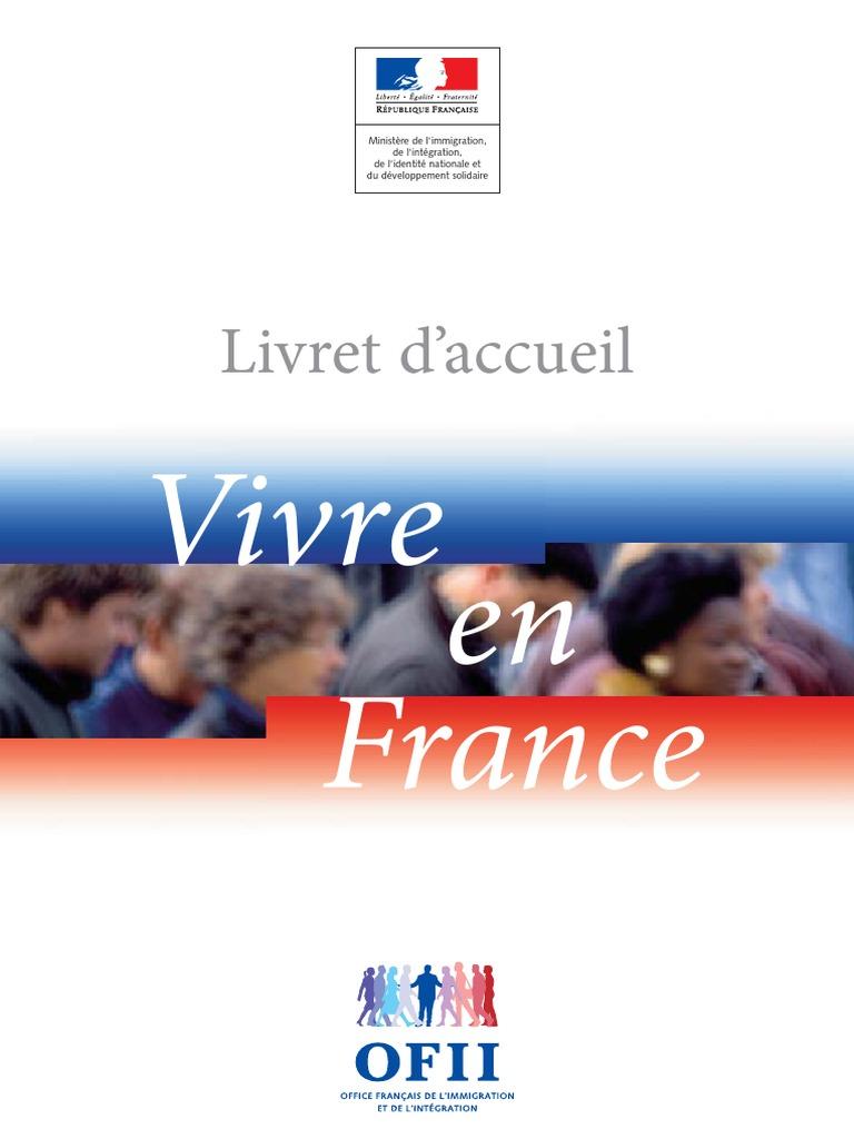 """Résultat de recherche d'images pour """"image livret vivre en france"""""""