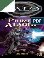 [Halo 03] Nylund, Eric S. - Halo. Primer Ataque