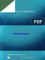 ELECTRONICA de POTENCIA 2_acionadores y Convertidores de Frecuencia