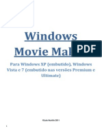 Windows Movie Maker Apostila