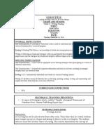 december exemplar lesson plan