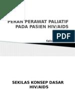 Peran Perawat Paliatif Pada Pasien Hiv