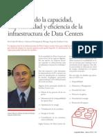 Logicalis Now Nº17 - Optimizando La Capacidad, Disponibilidad y Eficiencia de La Infraestructura de Data Centers