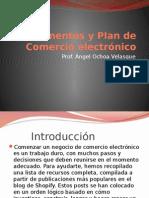 Semana9_Clase Plan de Comercio Electronico