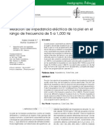medicion impedance