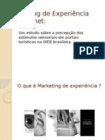 Marketing de Experiência Na Internet