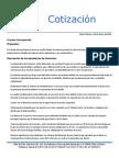 Cotizacion de Planetarios Detallada Guanajuato