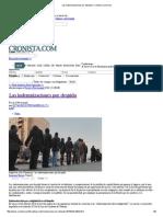 Las Indemnizaciones Por Despido _ Cronista Comercial