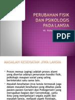 Perubahan Fisik dan Psikologis pada Lansia.ppt