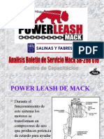 Power Leash Boletin