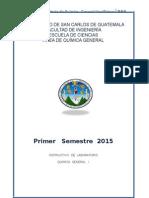 Instructivo Lab Primer Semestre 2015