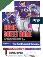 Dallas Rangers - Home Sweet Home