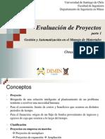 Ayudantía Evaluación de Proyectos - Parte 1