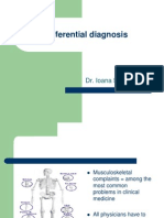 24 Differential Diagnosis