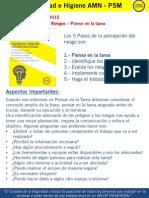 P5M Semana 09-2015 - Piense en La Tarea