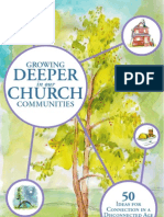 Growing Deeper In Our Church Communities - Chris Smith