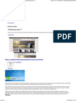 Paduaan Bikin Web Dengan Photoshop Dan Dreamwever