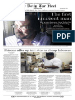 The Daily Tar Heel for Apr. 2, 2015