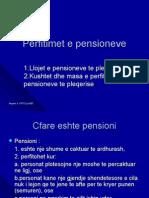 Pensionet e pleqerise