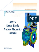 CAEA Fracture Mechanics