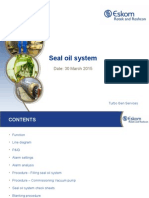 Seal Oil System (Presentation)