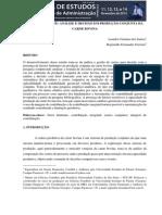 Artigo - Fator Limitante Análise e Decisão Em Produção Conjunta Da Carne Bovina