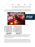 Menentukan Nilai Resistor Pada LED