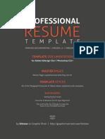 Resume Help File