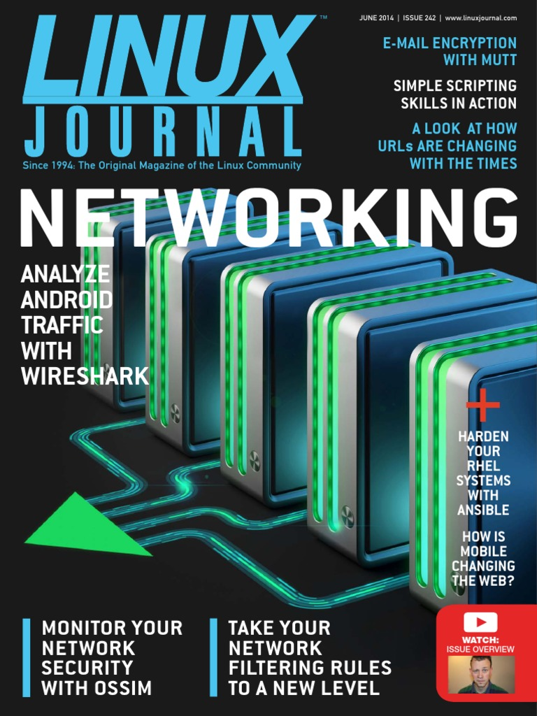 Linux Journal - June 2014 | Uniform Resource Identifier