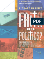 Faith in Politics? Rediscovering the Christian Roots of our Political Values - introduction for 2015