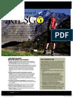 Control de riesgos en montaña