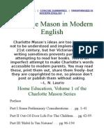 Vol 1 Home Education - Modern English