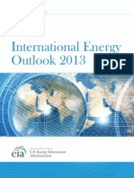 International Energy Outlook_2013 July
