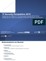 IT Security Perspektive 2015