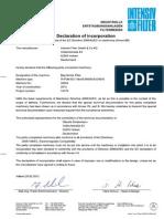 01 Certificates