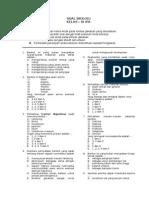 SOAL BIOLOGI XI_1.doc