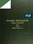 (1917) Uniform Regulations United States Navy