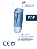 Manual Ionizador 19315_B