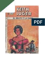 Ases Del Oeste 361 - El Bruto y La Dama - Keith Luger Ed. B