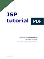 JSP Tutorial (2)