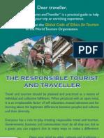 Responsible Tourist Brochure