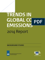 Trends in Global CO2 Emisions 2014