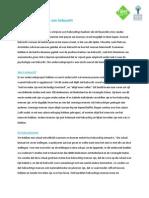 Management Summary Hebzuchtschaal
