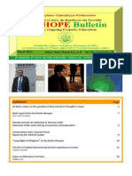 The HOPE Bulletin - March 2015